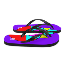 Rock Mercury Flip-Flops
