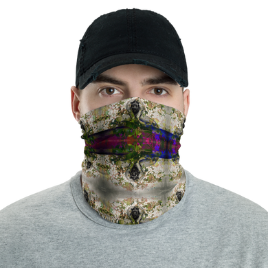 SLAY YOGA ROOTED Neck Gaiter