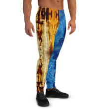 SLAY Yoga X Rock Mercury Men's Joggers