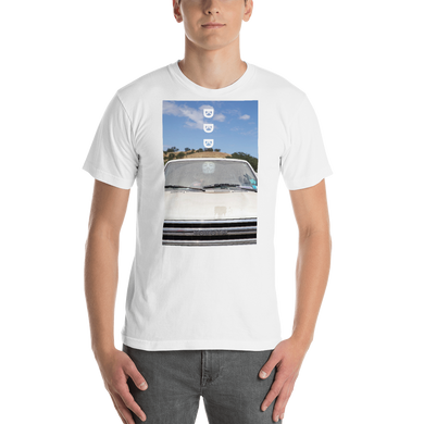 Obey Man Brand Short Sleeve T-Shirt