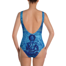 SLAY Yoga X Rock Mercury One-Piece Swimsuit