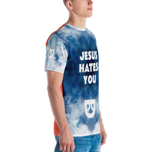 JESUS HATES You Men's Man Branded T-shirt