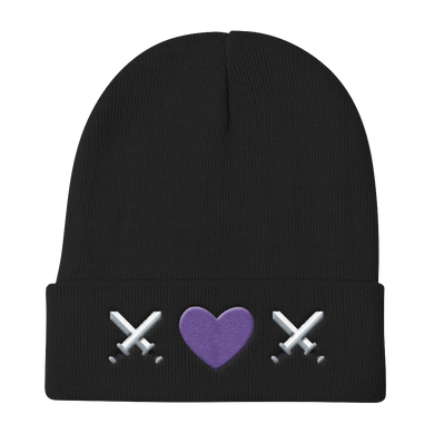 Protect your heart Knit Beanie