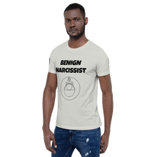 ROCK MERCURY BENIGN NARCISSIST Short-Sleeve Unisex T-Shirt
