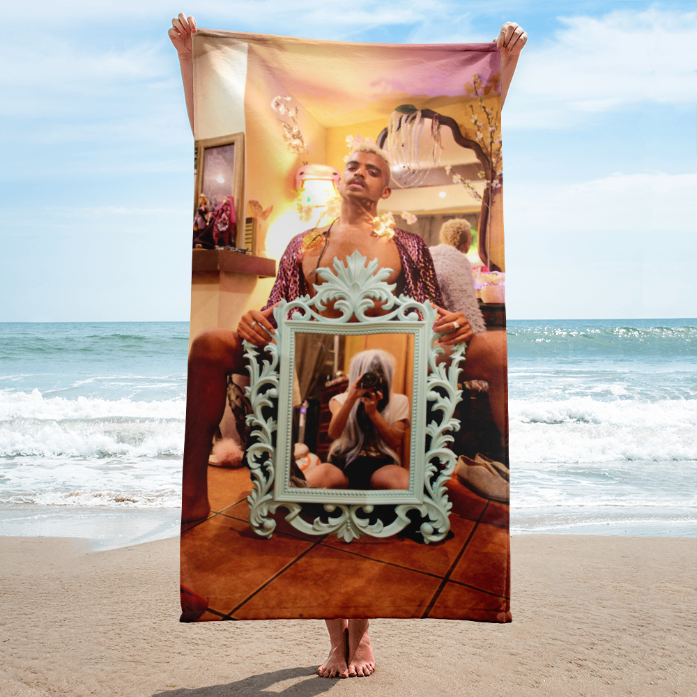Come for me - Rock Mercury Towel
