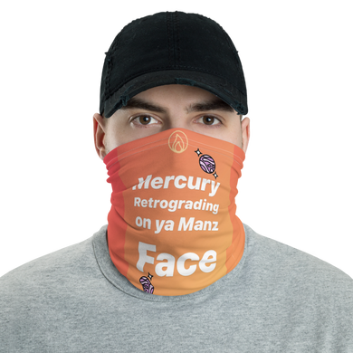 ROCK MERCURY Neck Gaiter