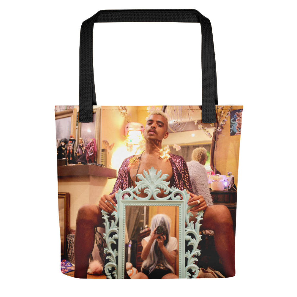 Come for me - Rock Mercury Tote bag