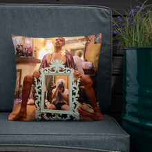 Come for me - Rock Mercury Premium Pillow