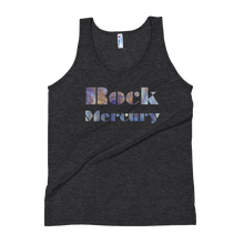 Rock Mercury Galactic Unisex Tank Top