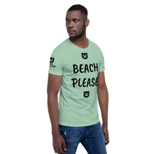 BEACH PLEASE MAN BRANDShort-Sleeve Unisex T-Shirt