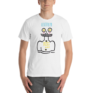 bART fART ART Short Sleeve T-Shirt
