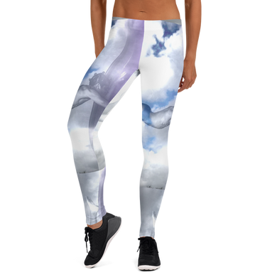 SLAY YOGA Limitless Skys Leggings