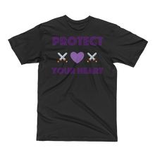 Protect your Heart Unisex Short Sleeve T-Shirt