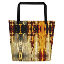 Raise Hell Rock Mercury Beach Bag