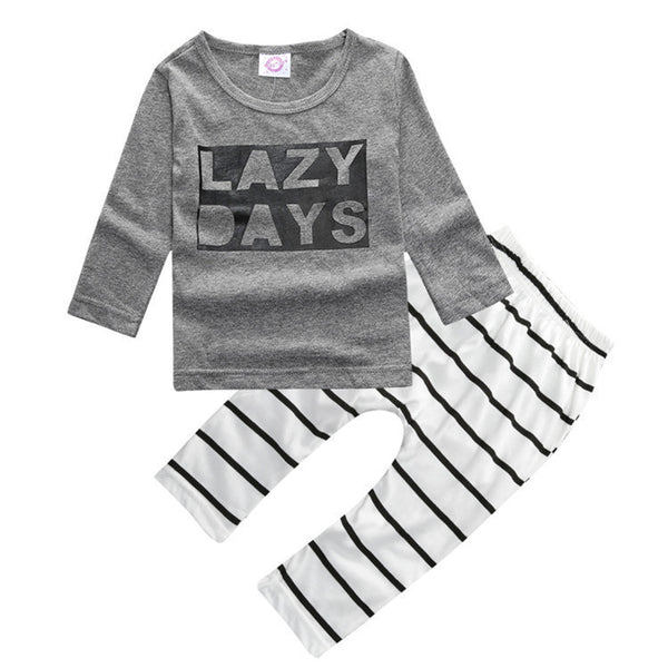 Lazy Days Outfit