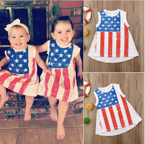 a57ed3fc3c44 Celine American Flag Dress · Celine American Flag Dress. Cutie Pies Boutique