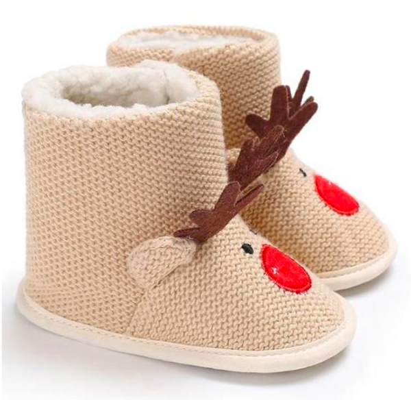 WINTER DEER BOOTS