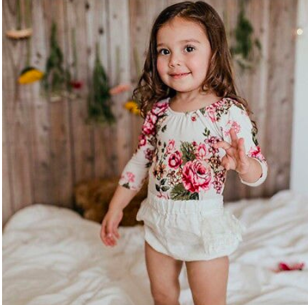 Long Sleeve Rizzo Romper