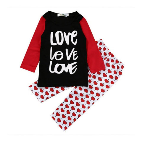 Love Hearts Set