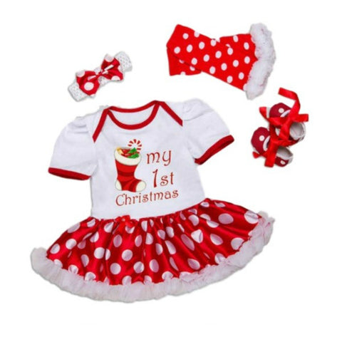 My First Christmas Dress
