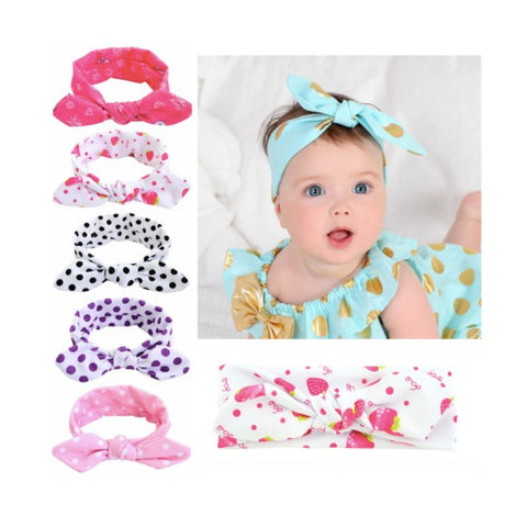 Bowknot Headbands