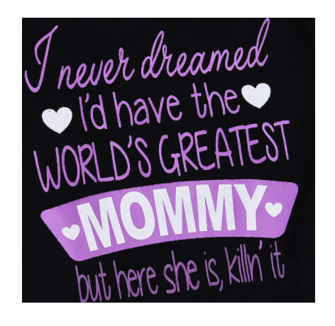 0 World's Greatest Mommy