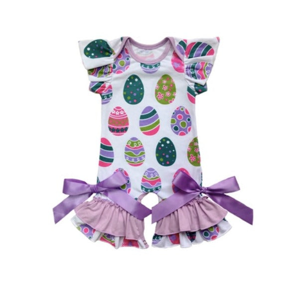 Easter Egg Romper