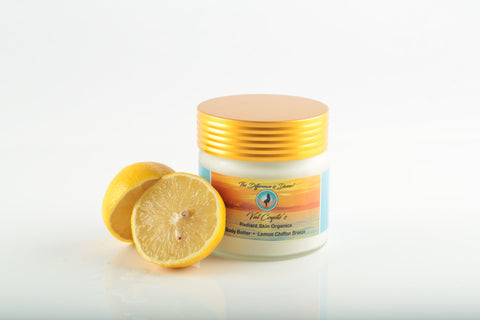 Lemon Chiffon Breeze Body Butter