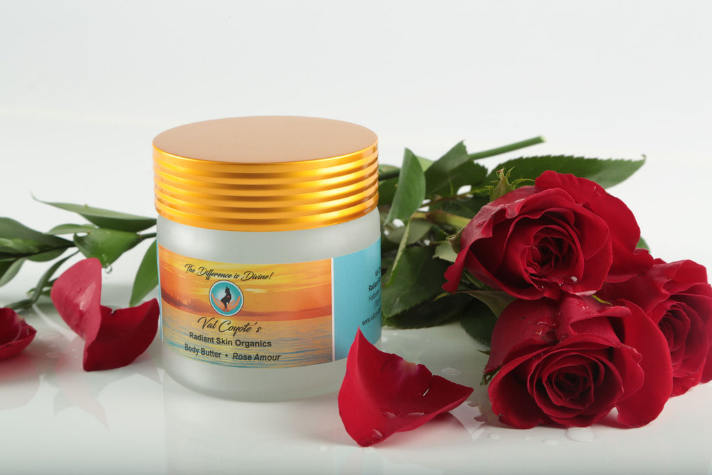 Natural Organic Body Butter - Val Coyote's Radiant Skin Organics