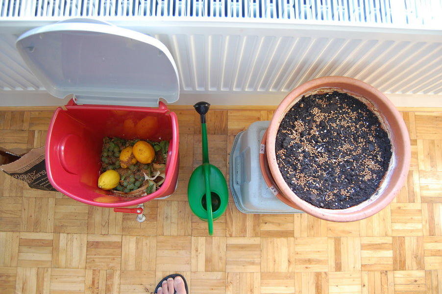 How to Compost a ReGrained Wrapper At Home