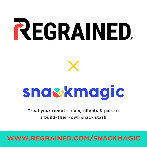 Snack Attack! ReGrained Puffs Now Available On Snack Magic Service