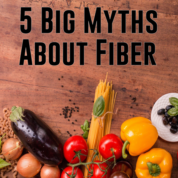 5 Myths About Fiber