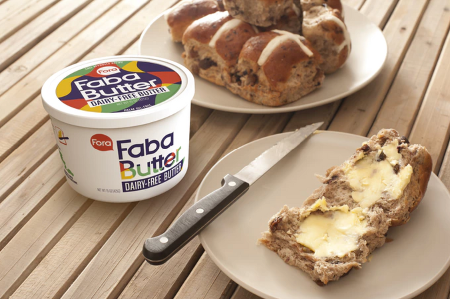 Edible Upcycler Spotlight: Fora Foods FabaButter
