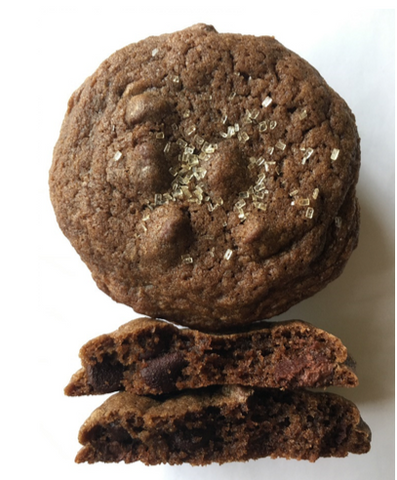 Coffee Flour Chocolate Chip Cookie Recipe