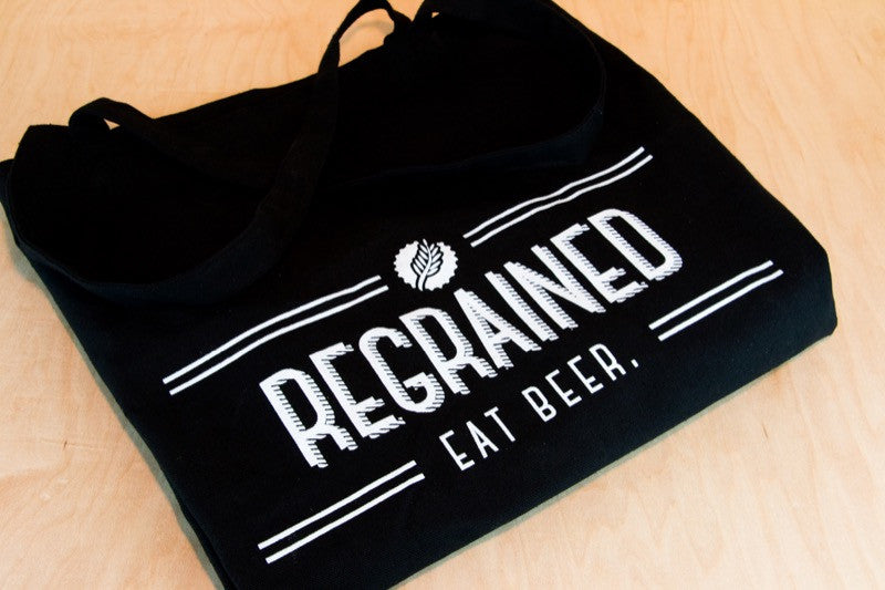 ReGrained Canvas Tote Bag