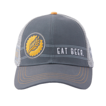 "Load image into Gallery viewer, ""Eat Beer"" Technical Trucker Hat"