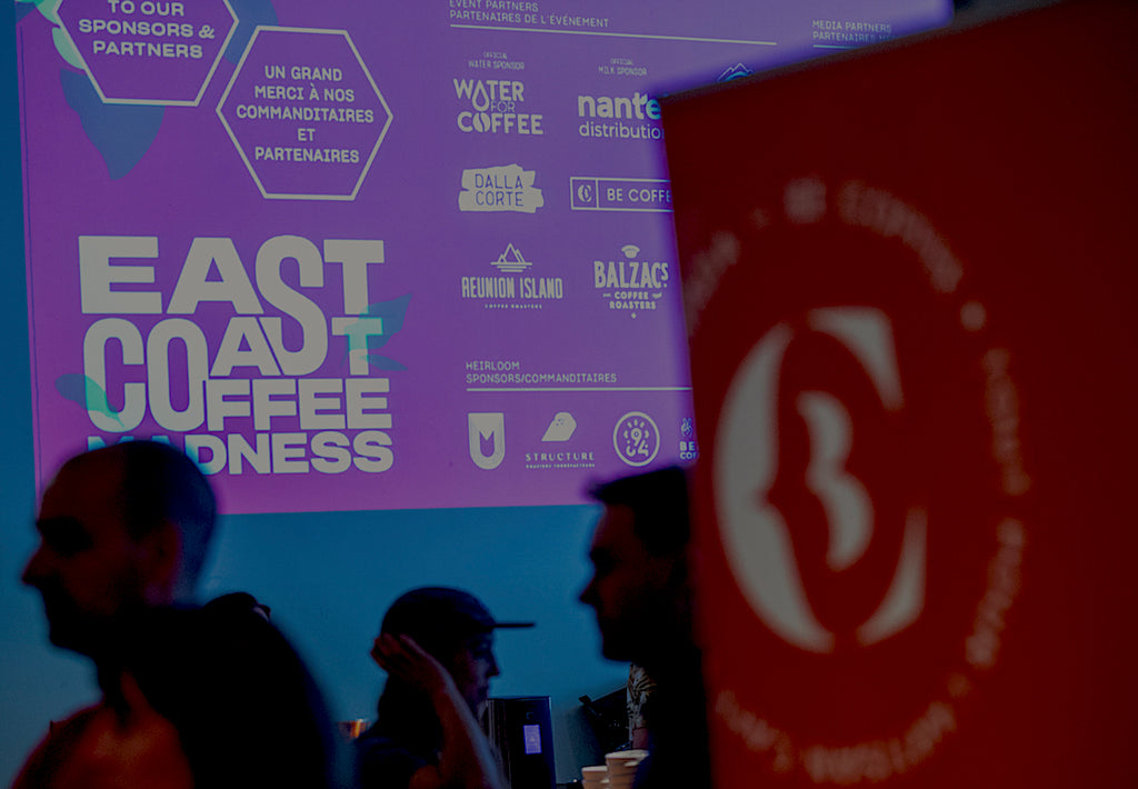 BeCoffee's participates in 2018 East Coast Coffee Madness