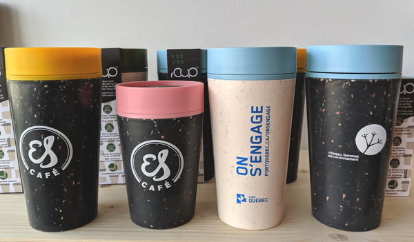 Customize reusable cup with logo