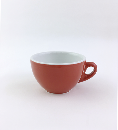 Demitasse cappuccino ACF 6.33 oz red (Imperfections)