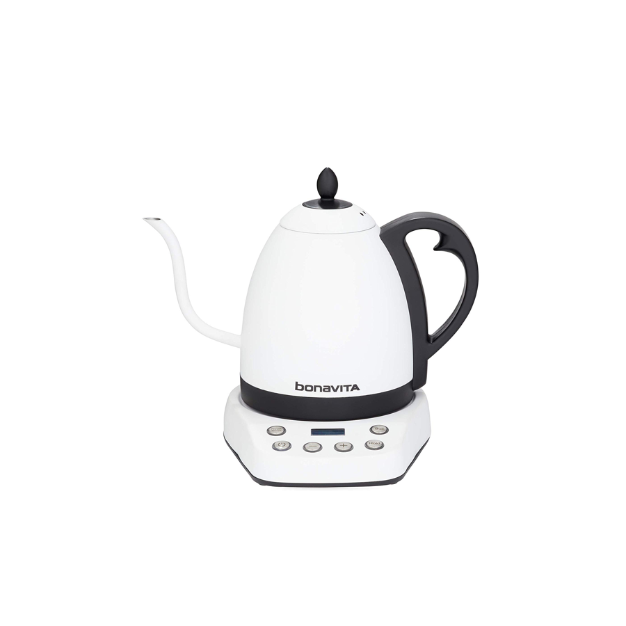Bonavita Interurban 1.0L Variable Temperature Gooseneck Electric Kettle