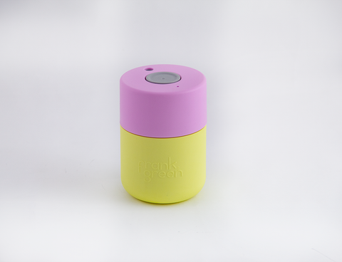 Original Reusable Cup -  Yellow and Pink