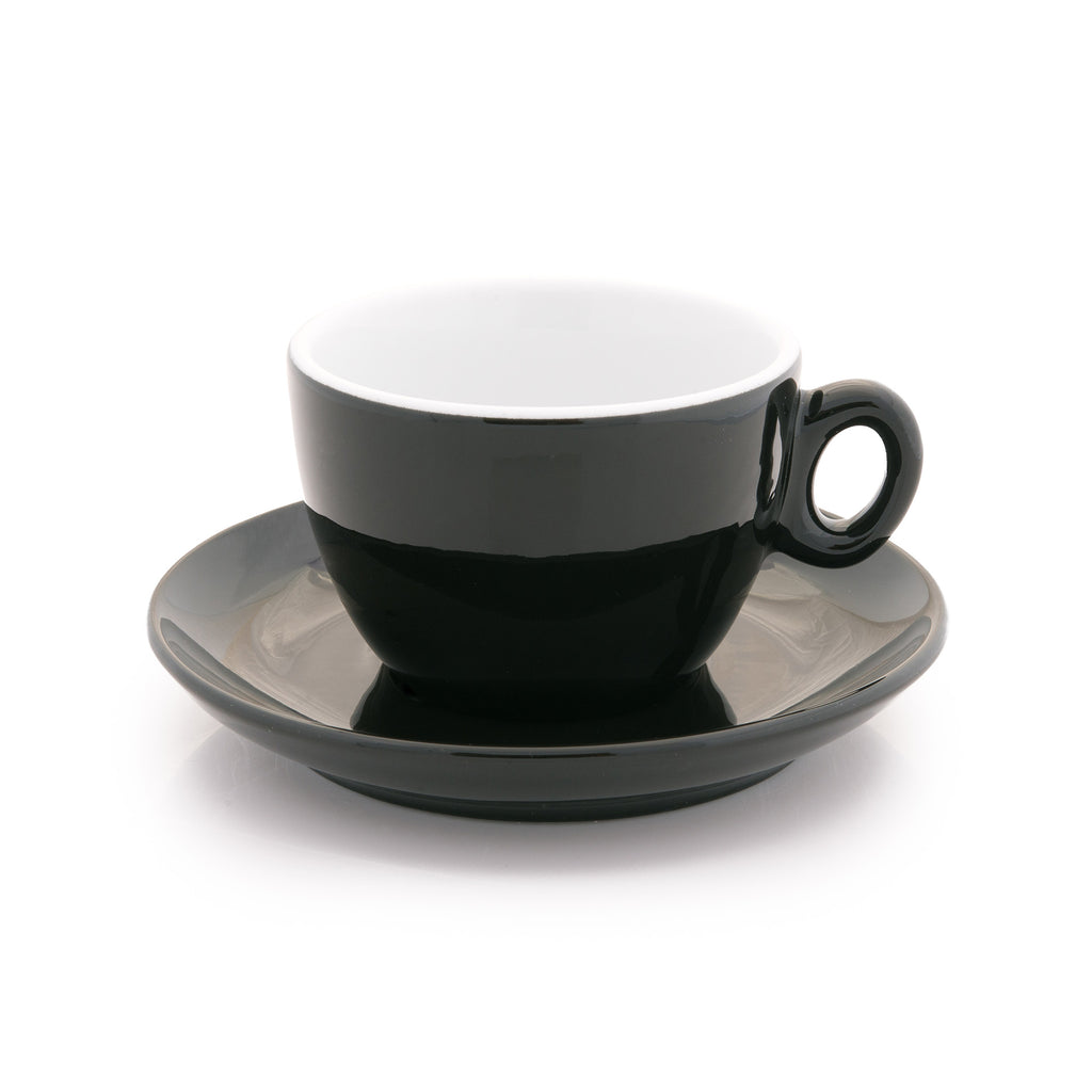 Demitasse cappuccino, 6 oz in 3 colors