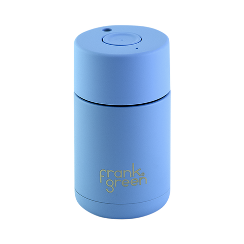 Stainless Steel Reusable Cup - Little Boy Blue