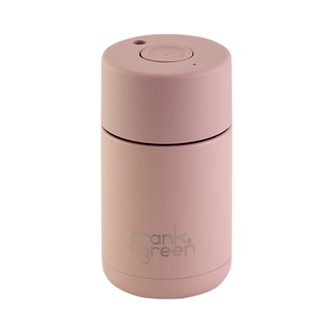 Stainless Steel Reusable Cup - Nude Rose