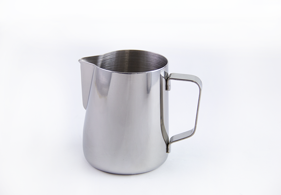 Graded Milk Pitcher for latte art - 20 oz