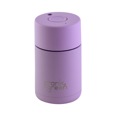 Stainless Steel Reusable Cup - Pink Lavender