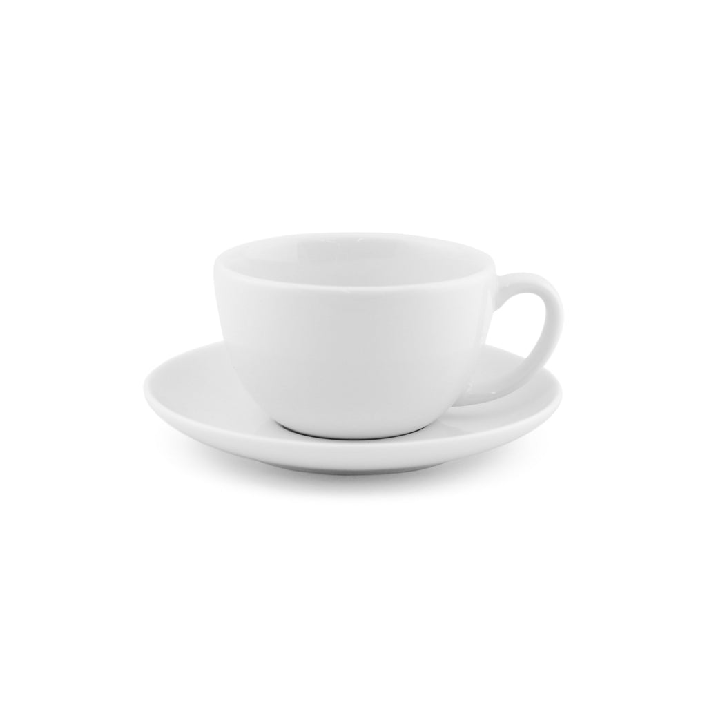 Latte cup 8.8 oz Verona Open Handle by Ancap