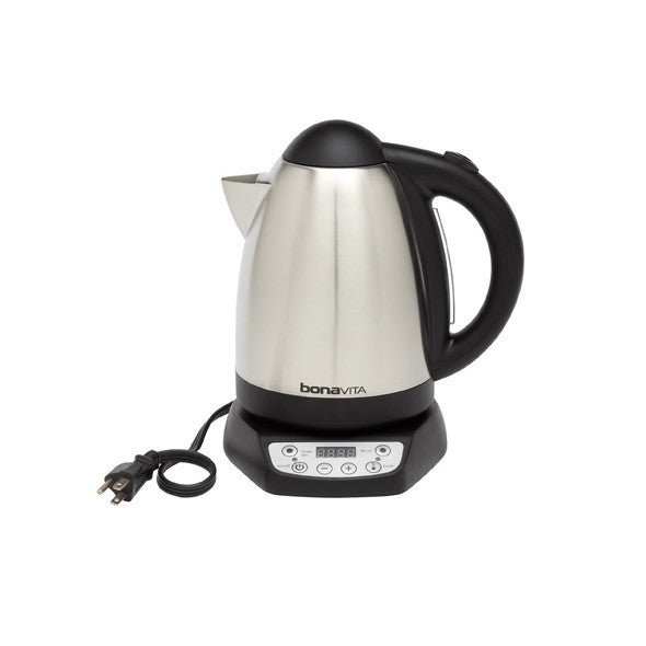 Bonavita Variable Temperature Electric Kettle 1.7L