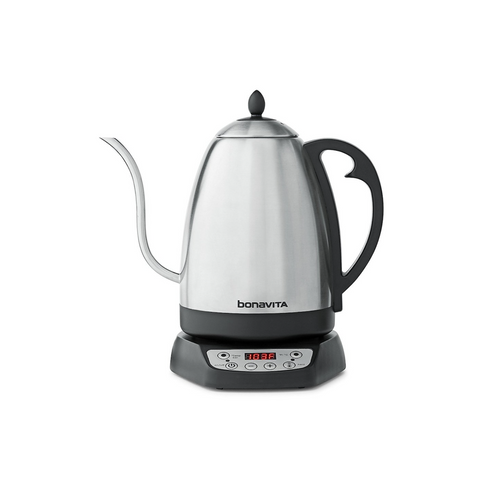 Bonavita Gooseneck Variable Temperature Electric Kettle 1.7L