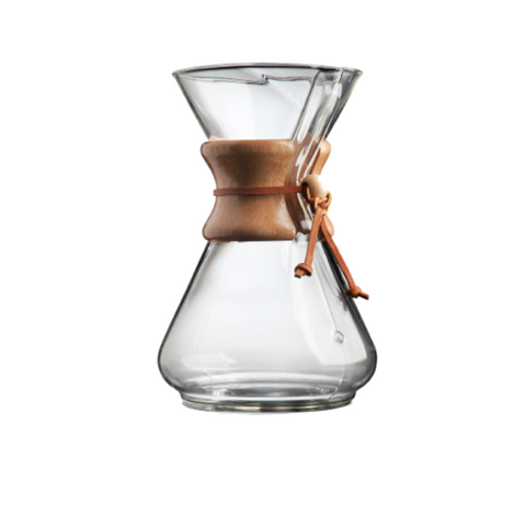 Chemex Classic Series 10 cups with wood collar